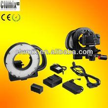 200W Camera video ring led light CM-LED411A