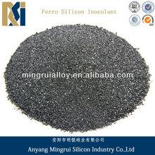 ferro silicon inoculant used in spheroidal graphite cast iron