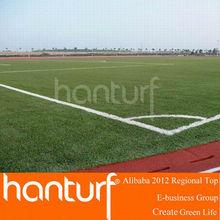 FIFA Artificial grass, 50mm soccer grass, fibrillated yarn