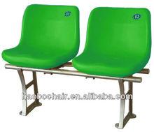 Low back stadium seat basketball seat