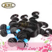 Hot sale Cheap Natural color 5A Brazilian young girl virgin hair weft
