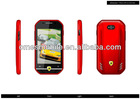 """new arrival android k19 3.5"""" inch smart 2-sim android phone"""