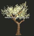 nova 1120 pcs led ramo de natal da árvore de luz da árvore azalea