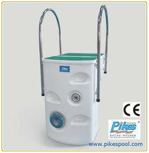 potable swimming pool equipment / pool filter