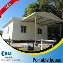 Paraguay prefabricated light steel hut