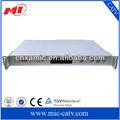 Catv óptica vídeo transmissor