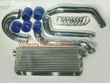 aluminum intercoolr kits for toyota-Supra-JZA80-Twin-Turbo
