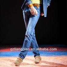 2015 Customized Fashion Design Denim latest boy Jeans(LDR08)