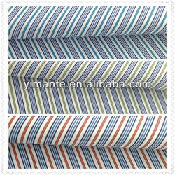 high-end custom 60s 100% cotton fabrics for man's shirt fabric
