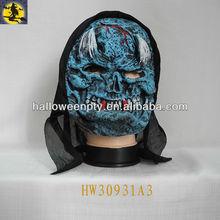 Cheap Scary Carnival Latex Mask Halloween