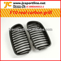For BMW F10 real carbon fiber front kidney grill