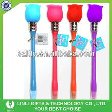 Lover Light Up Rose Pen