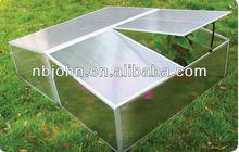 Aluminium Cold Frame Greenhouse,aluminium frame greenhouse kits