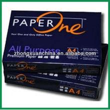Zhongxuan Paper A4 paper one 80 gsm 70 gram Copy Paper