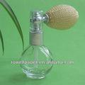 kugel geformt glas 15ml flasche für pulver
