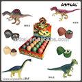 البلاستيك التعليمية اللعب الهدايا 3d لغز diy ديناصور البيض