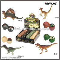 educational toys gifts 3D puzzle plastic dinosaur egg