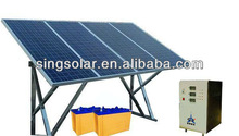 household solar home systems Household off-grid 6KW home solar system for independent solar product