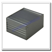 82.8*28.8*65 mm (w*h*l) Custom IRD Cabinet Aluminum Enclosure, Integrated Receiver Decoder