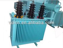 33KV 63KVA S9 Series Oil Immersed Power Transformer