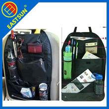 Car seat back organizer/seat organizer