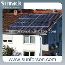 PV Asphalt Shingle Roof Mounting
