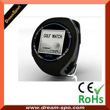 2013 NEWEST Sports GPS Golf Watch wrist watches classic style