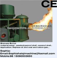 Rice Husk , wood waste biomass burner supply heating for River Sand Rotar