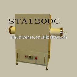 STA-1200 CE Quality Horizontal Tube Furnace