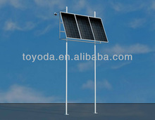 PV solar module for camera power supply