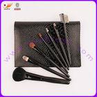 7pcs hand made make-up brush set