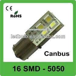 No Error auto led bulbs canbus 12V H6w LED lamps
