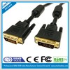 Web Camera High Quality Male to Male DVI dual link Cable