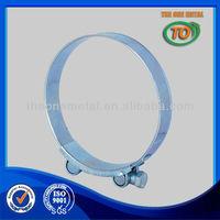 European tpe galvanized steel hoops