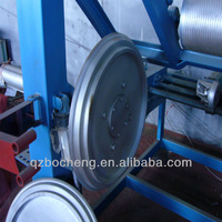 tire tripling machine