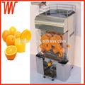 Edelstahl-Industrie maschine zum auspressen orangen