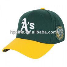 Hot sale custom design 6 panel Baseball Caps