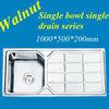 hot kitchen stainless sinks