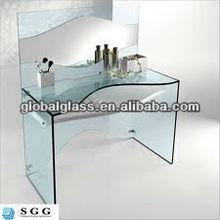 High quality modern glass dressing tables