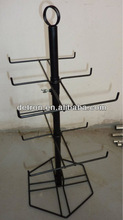 Display Peg Rack / Peg Counter Display Stand for mobile phone accessory