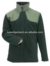 coral fleece jacket custom jacket