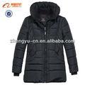 quanzhou femmes long rembourrage veste