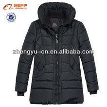 Quanzhou women long padding jacket