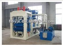 QTJ10-15 Low invest, high profits!!construction material machine/block making plant/ brick making machine