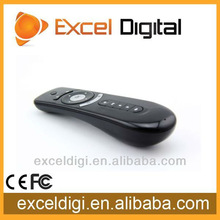 2.4ghz 3d motion stick wireless RF mouse for PC/smart TV