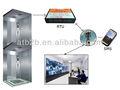 Hidráulico sistema de control electrónico q26 rtu registrador de datos de monitor de dispositivo para el agua de la bomba& medidor de flujo