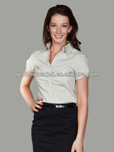 INNOVATIVE ladies SHIRT/ business shirt/PRIZE SINGLETBusiness Polo(SA8000, BSCI, ICTI, WRAP certified factory)(