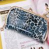 fashional leopard print wallets ladies