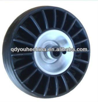 solid rubber wheel 10*3.00-4/solid wheel
