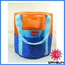 Fashion Summer Mesh Family Beach Bags, best beach towel tote bags